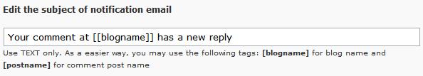 افزونه پاسخ به دیدگاه بازدیدکنندگان برای وردپرس Comment Reply Notification