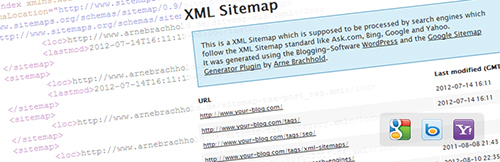 افزونه نقشه سایت وردپرس Google XML Sitemaps
