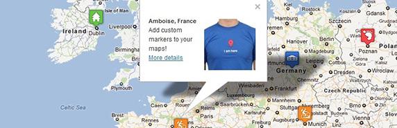 نمایش نقشه گوگل در وردپرس WordPress Google Maps