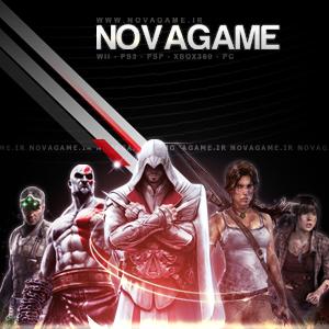 طراحی قالب وردپرس سایت دانلود بازی نواگیم novagame