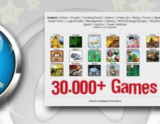 طراحی سایت بازی آنلاین با وردپرس wordpress Online Games Collection