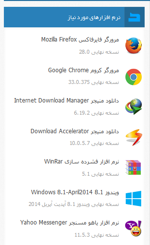 www.downloadin.ir 2014-5-23 20 3 0