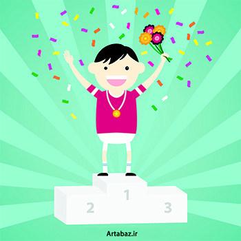 نتایج مسابقه دوره آموزشی طراحی سایت