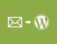 نحوه انتشار پست در وردپرس از طریق ایمیل